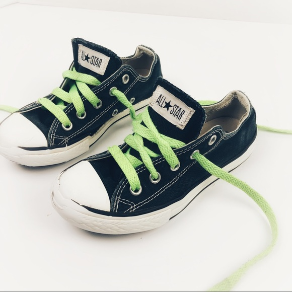 5c8ee5f3b02825 Converse Other - Converse All Star Chuck Taylor Low Top toddler 12